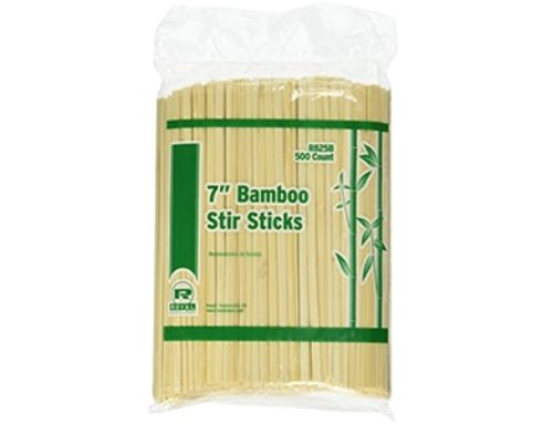 Bamboo Coffee Stirrers
