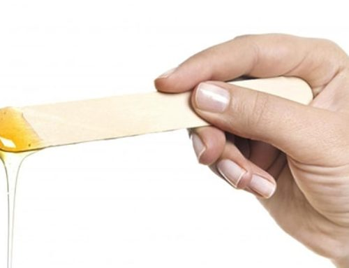 Wooden Waxing Applicator Sticks