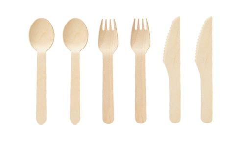 birch cutlery