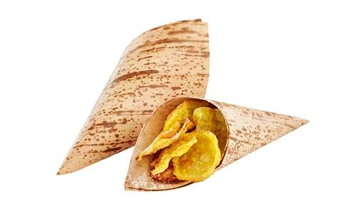 Bamboo Cones