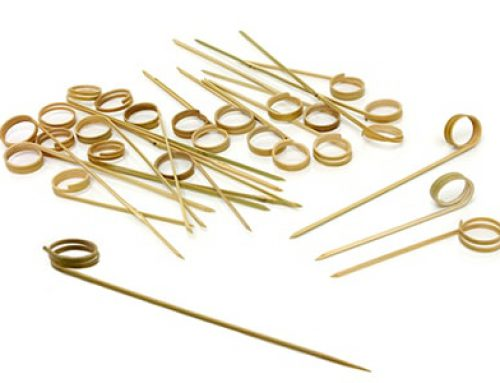 Bamboo Loop Skewers