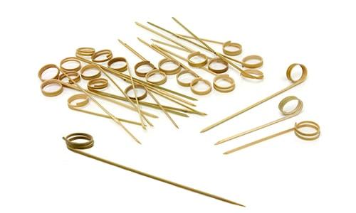 Bamboo Loop skewers