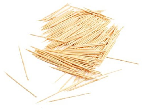 Disposable Bamboo Toothpicks