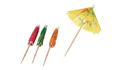 Parasol Umbrella Picks