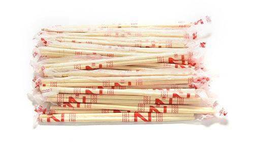 bamboo round chopsticks