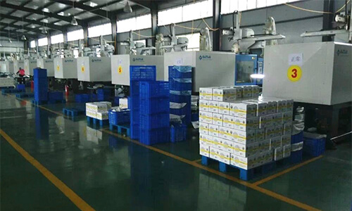 disposable white plastic cutlery factory manufacture