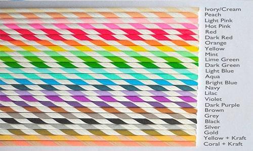 china Paper Straws Manufacturer